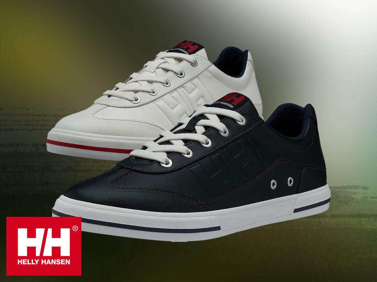 Helly Hansen LAT 60 TWENTY-TEN - kényelmes cipő férfiaknak, bőr és szintetikus felsőrésszel (40-48)