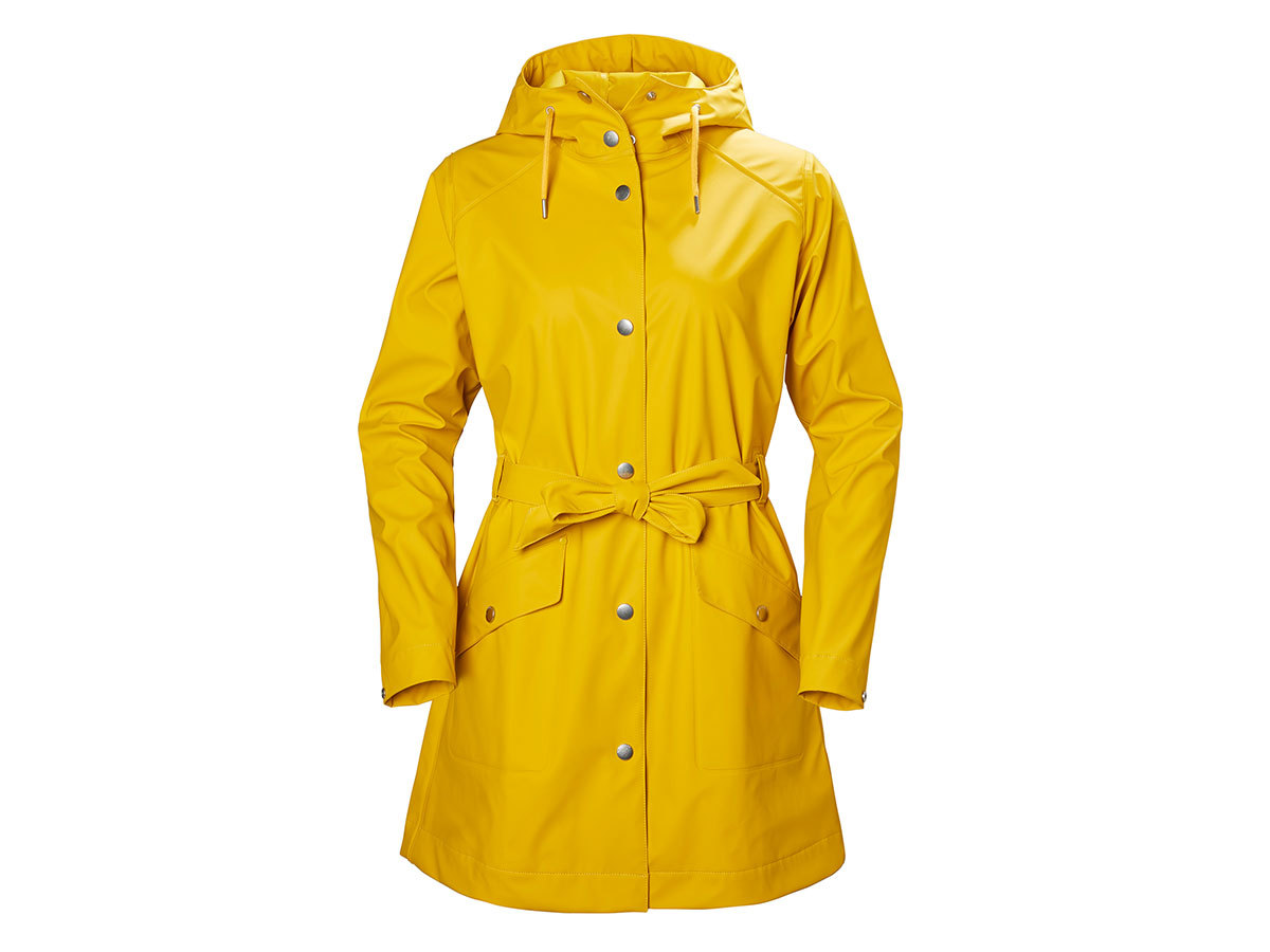 Helly Hansen W KIRKWALL II RAINCOAT - ESSENTIAL YELLOW - L (53252_344-L )