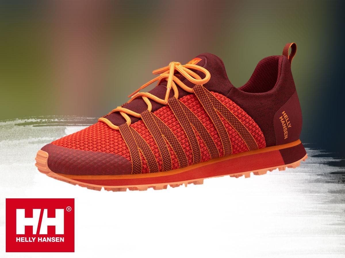 Helly Hansen VARDAPEAK V2 terepfutó cipő férfiaknak, kényelmes EVA talpbetéttel, vízálló membrán felsőrésszel (40-48)