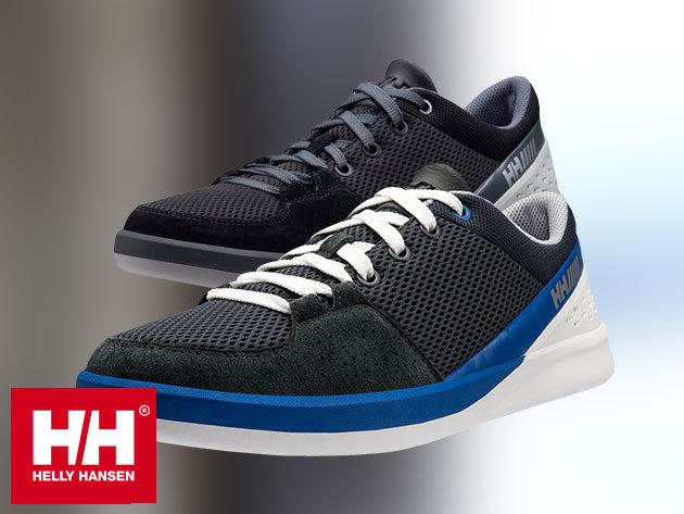Helly Hansen HH 5.5 M - stílusos vitorlás lábbeli, jól szellőző felsőrésszel és hajlékony, stabil gumitalppal, 40-46,5 méretben