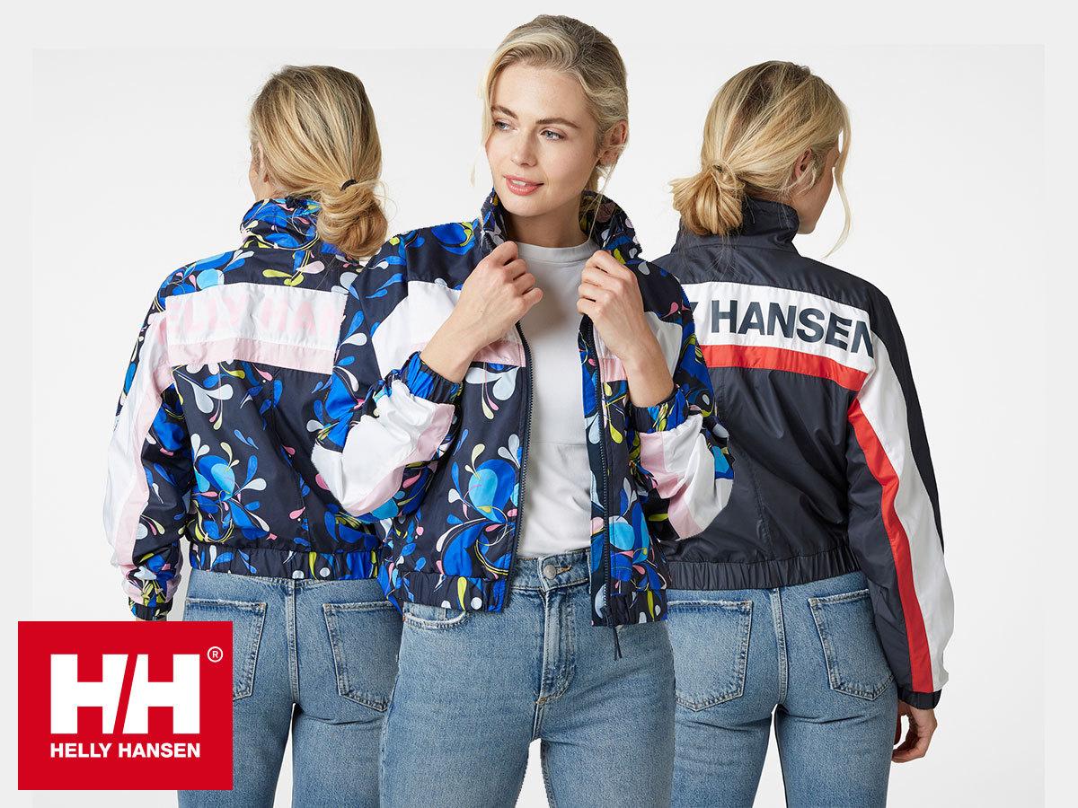 Helly Hansen W BREEZE PACKABLE WIND JACKET könnyű női széldzseki, a városi séták elengedhetetlen kelléke - a zsebébe csomagolható