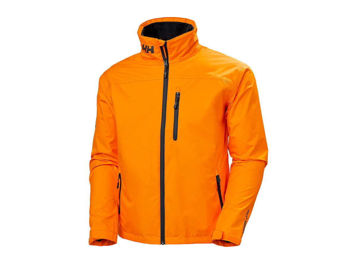 Helly Hansen CREW JACKET - PAPAYA - L (30263_322-L )