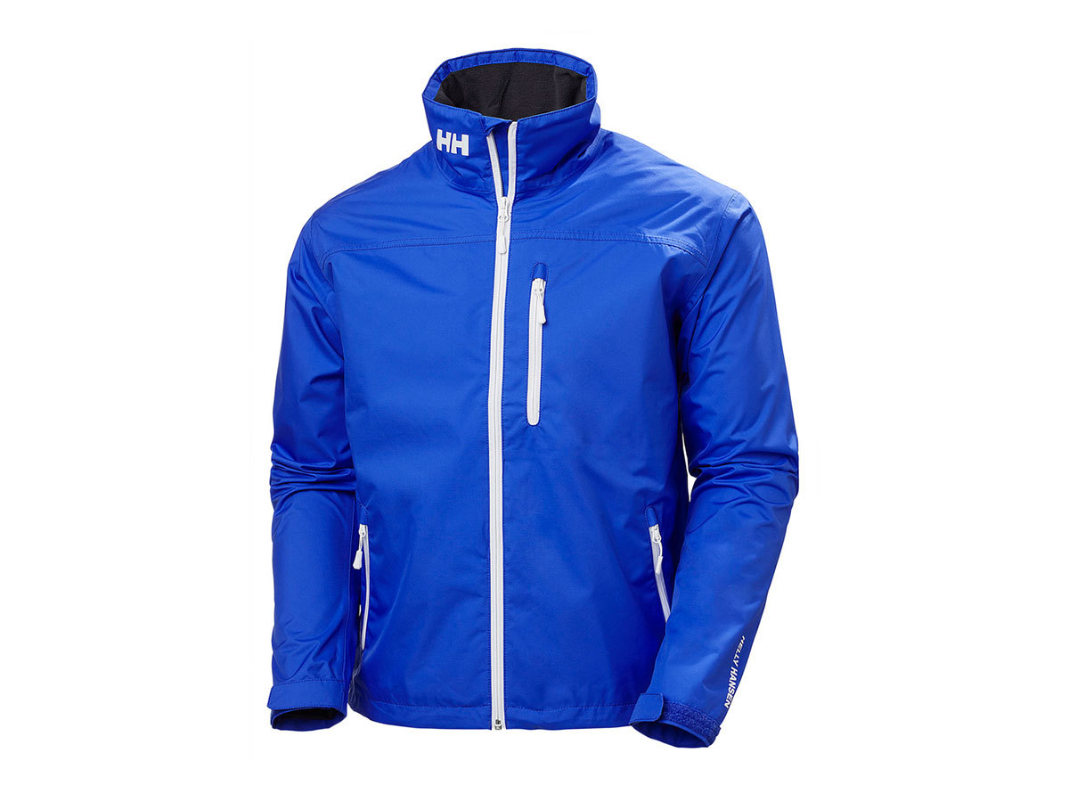 Helly Hansen CREW JACKET - ROYAL BLUE - L (30263_514-L )