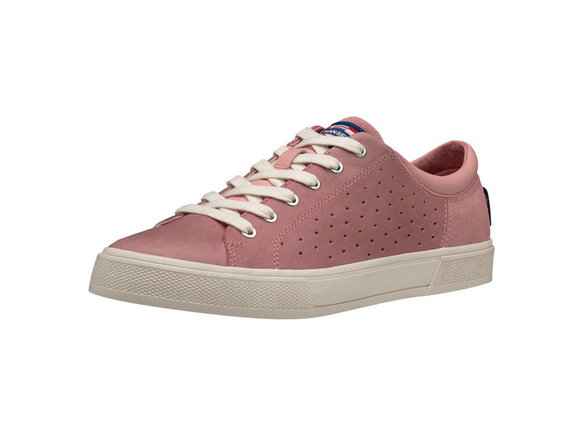 Helly Hansen W COPENHAGEN LEATHER SHOE - BRIDAL ROSE /  BRIDAL BLU - EU 37/US 6 (11503_182-6F )