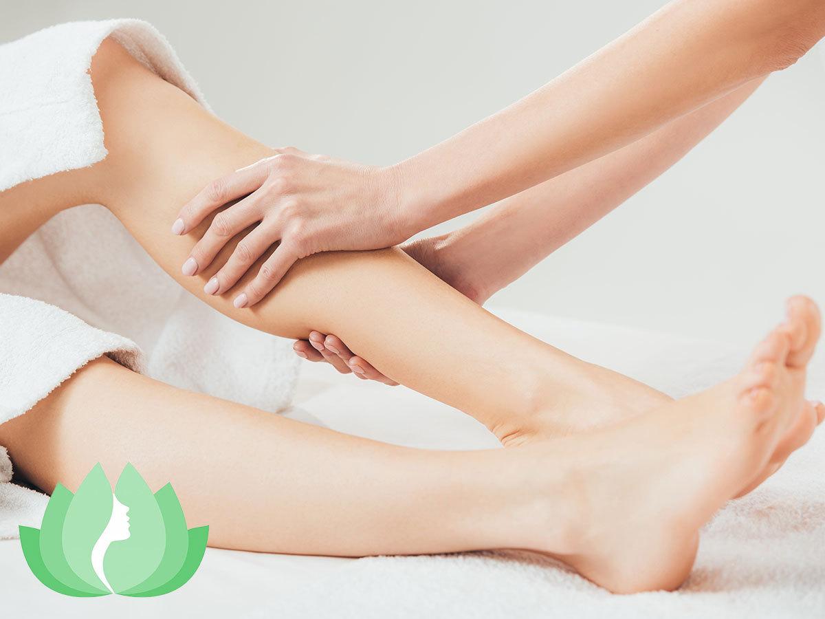 Nyirokmasszázs  - 2 in 1 fáradt lábak csomag (30 perc) relaxáció és méregtelenítés egyben / XIV. ker.