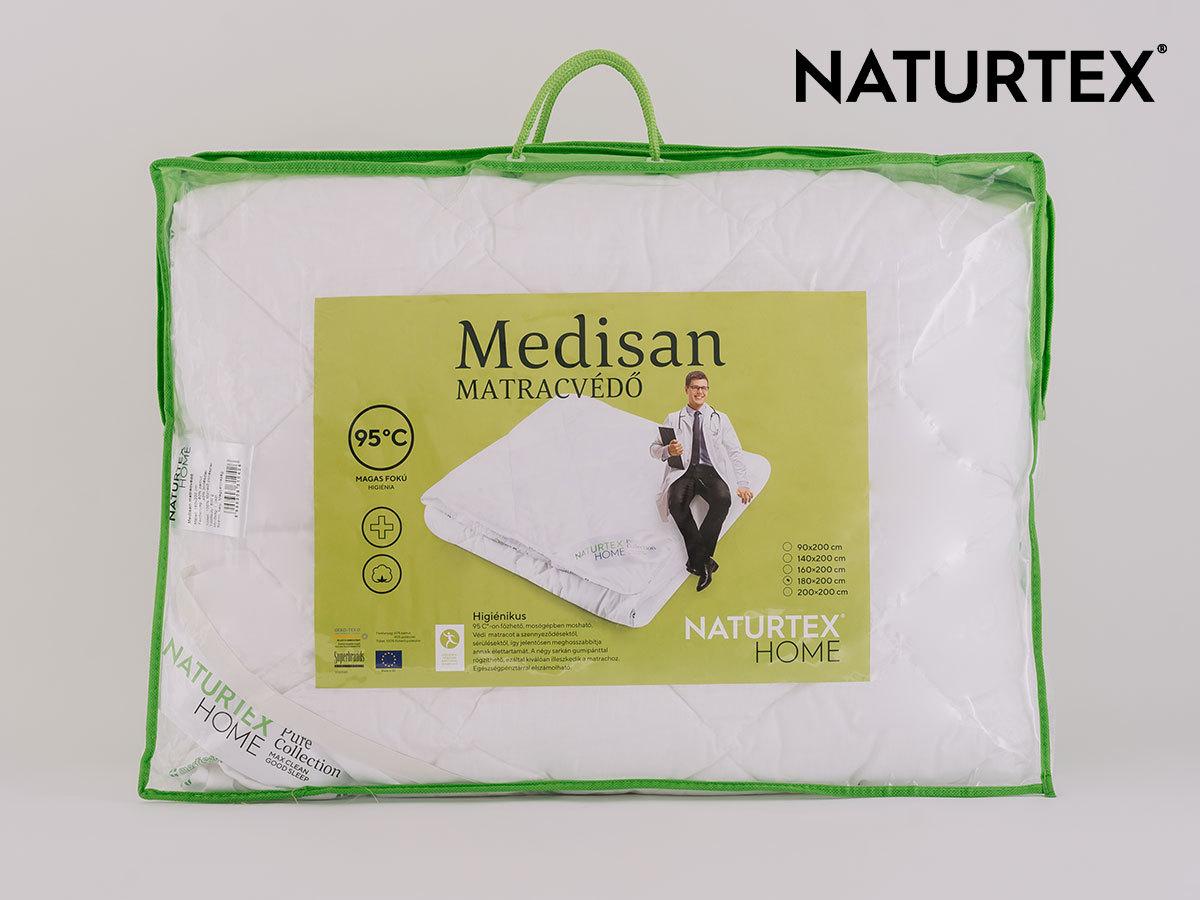 Matrac-és ágyvédők! Medisan® és Frottír (PVC borítással) választható méretben, a Naturtex-től