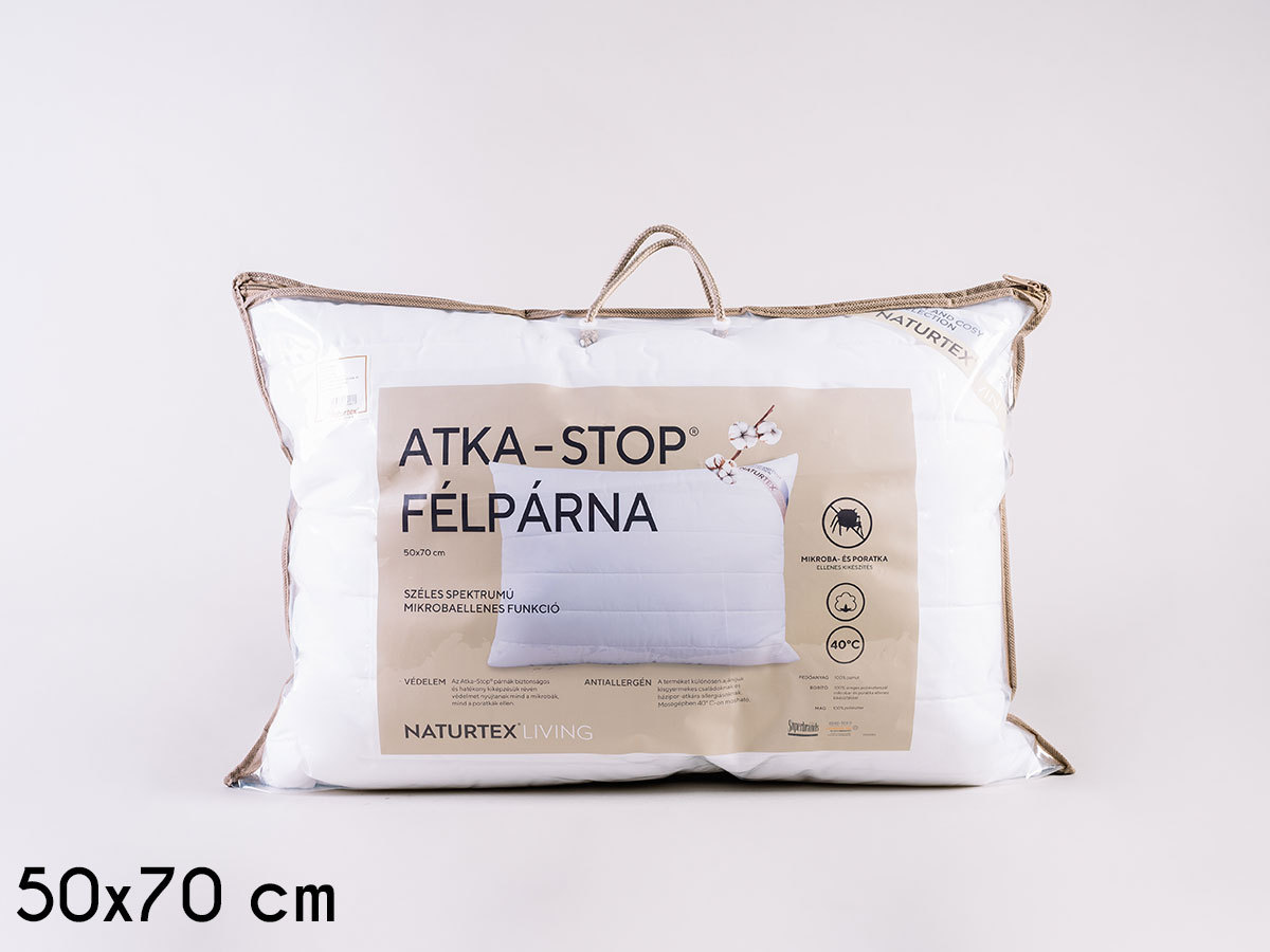 Atka Stop® félpárna (50x70) 500g
