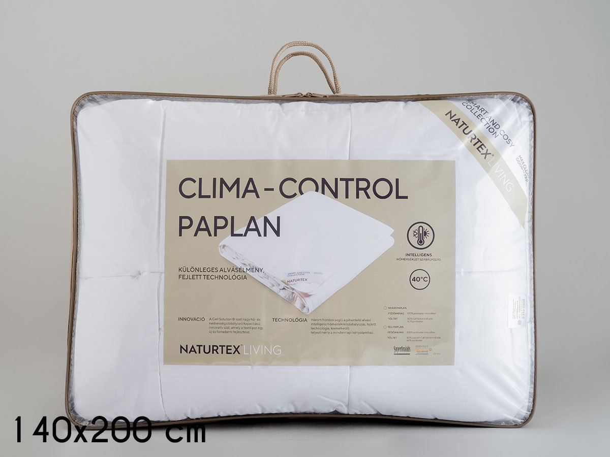 Clima Control paplan (140x200) 800g