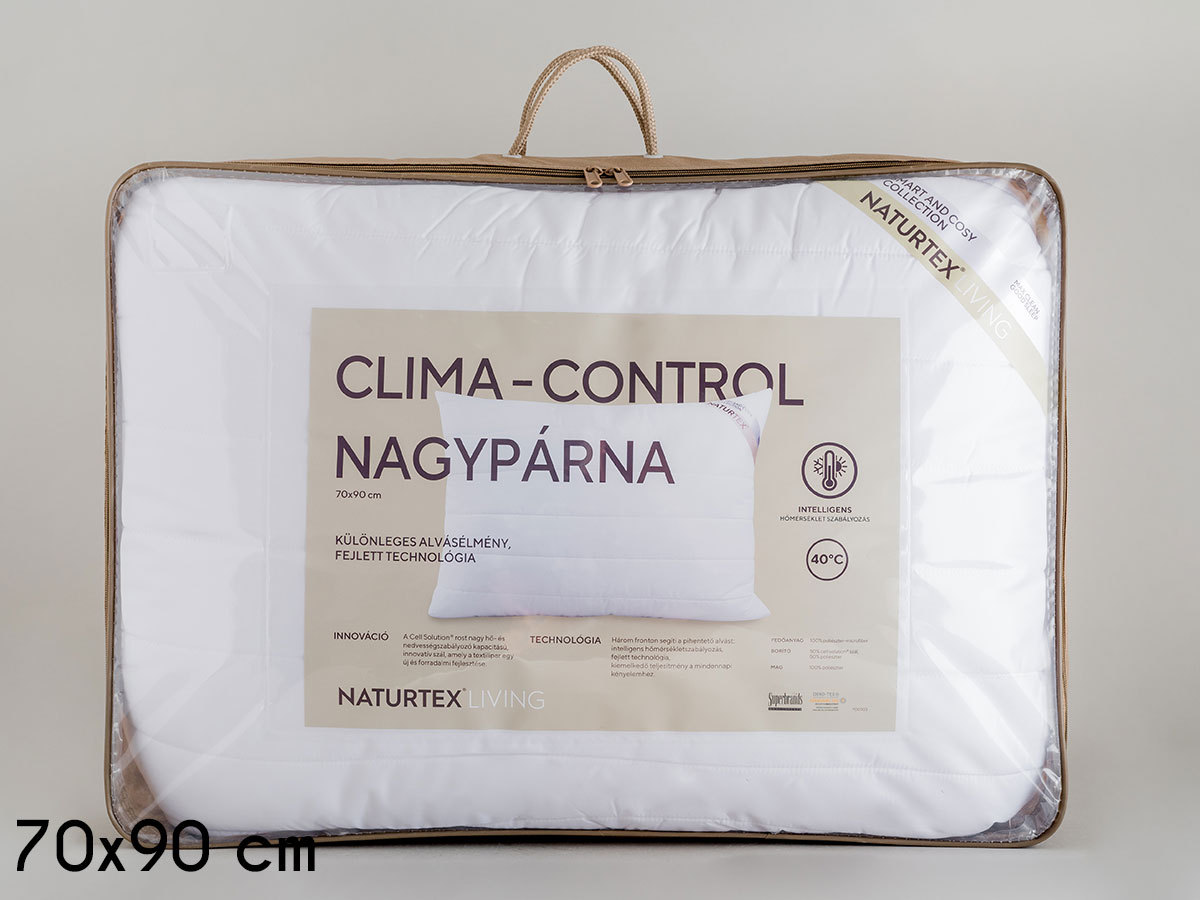 Clima Control nagypárna (70x90) 1200g