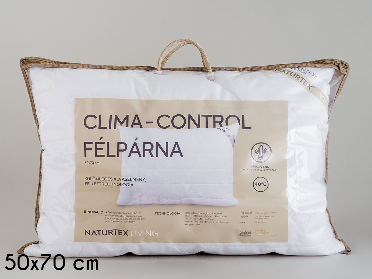 Clima Control félpárna (50x70) 500g