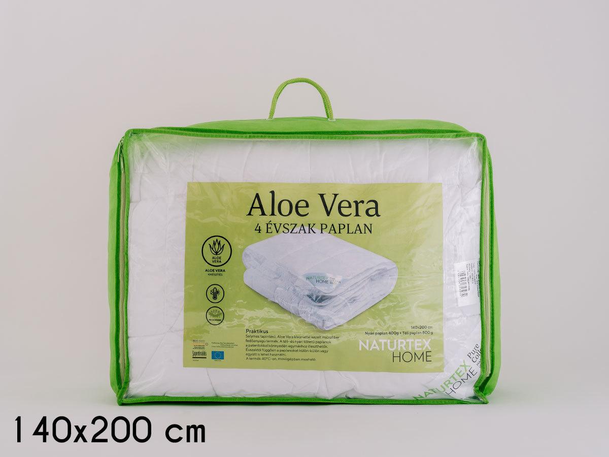 Aloe Vera paplan 4 évszak (140x200) 400g+800g