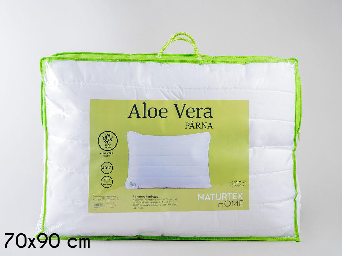 Aloe Vera nagypárna (70x90) 900g