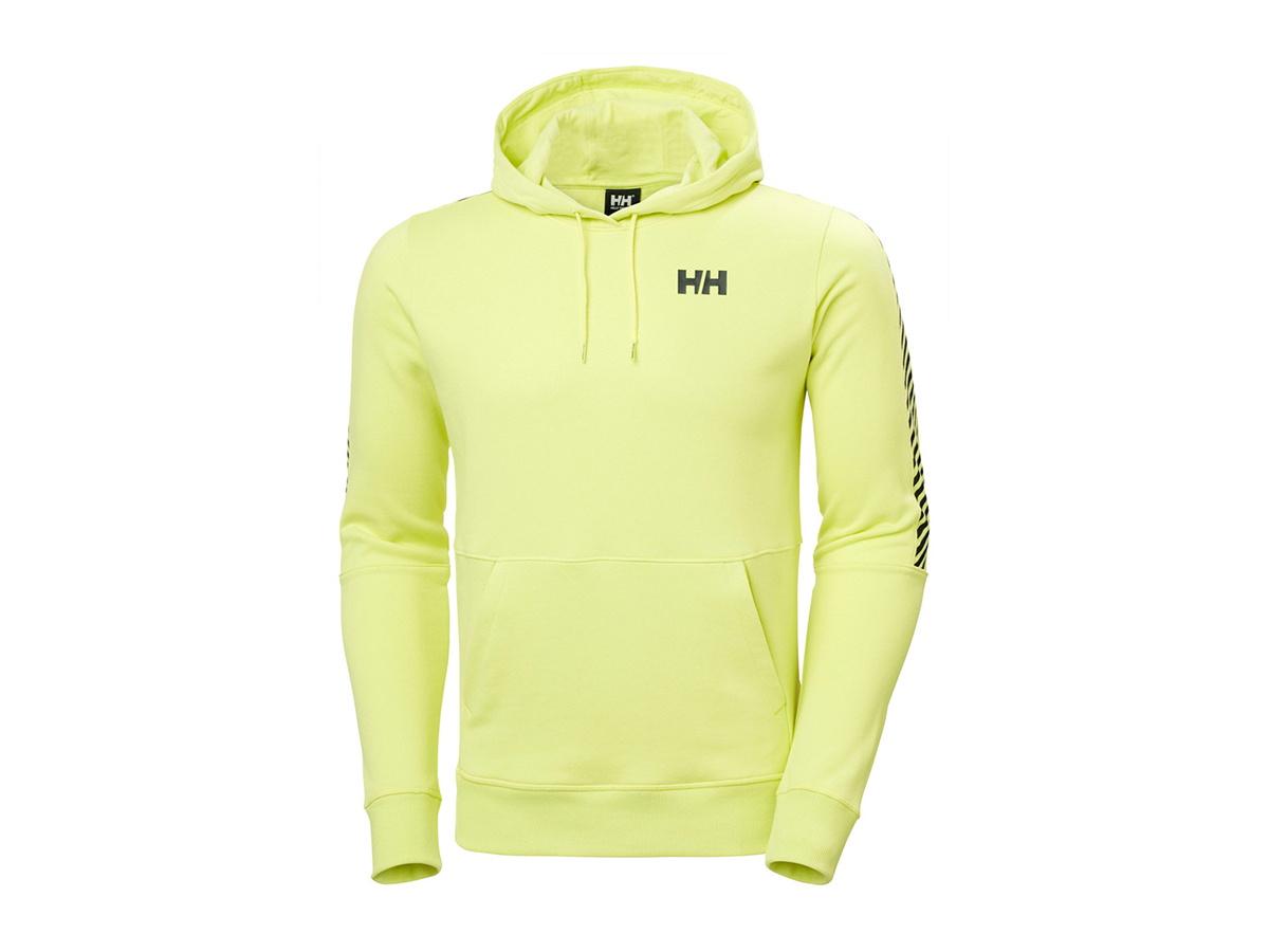 Helly Hansen ACTIVE HOODIE - SUNNY LIME - L (53427_379-L )