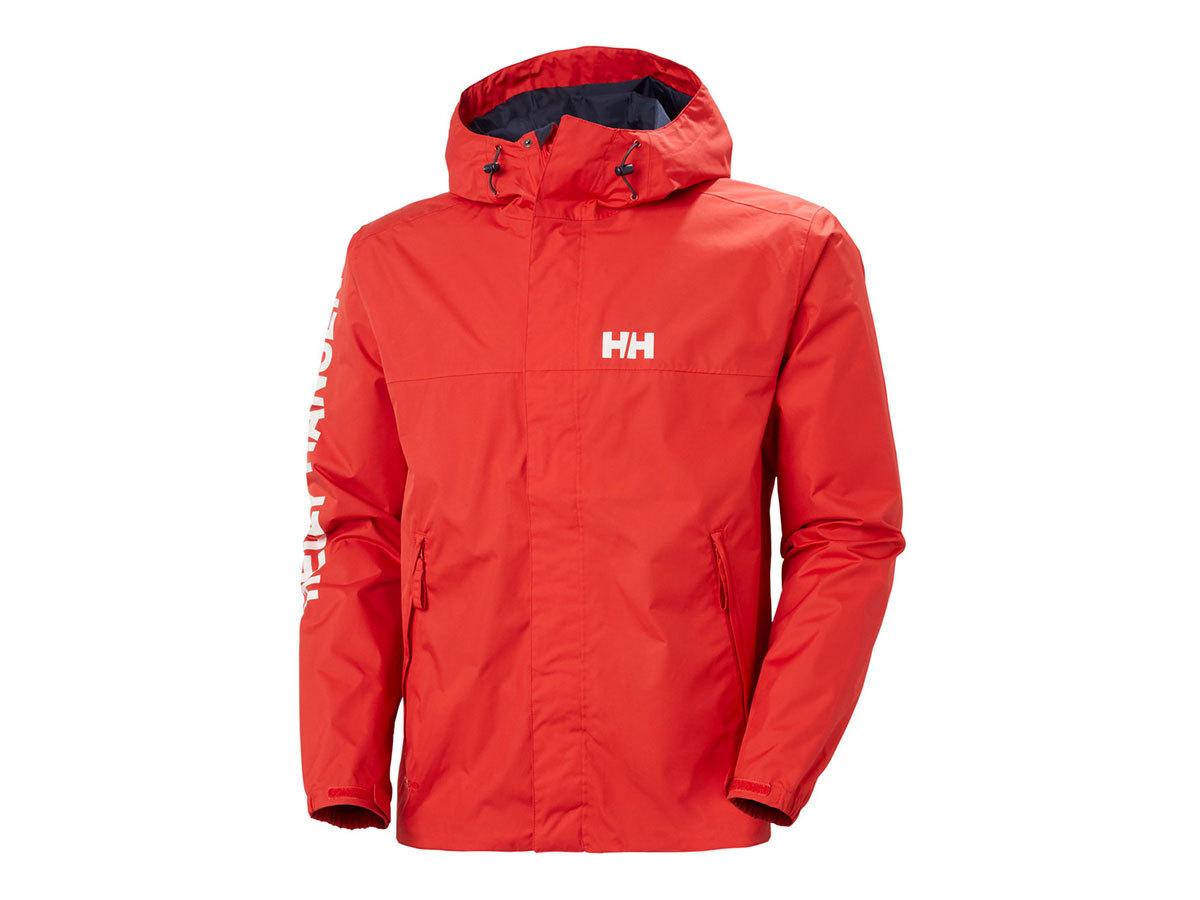 Helly Hansen ERVIK JACKET - ALERT RED - L (64032_224-L )