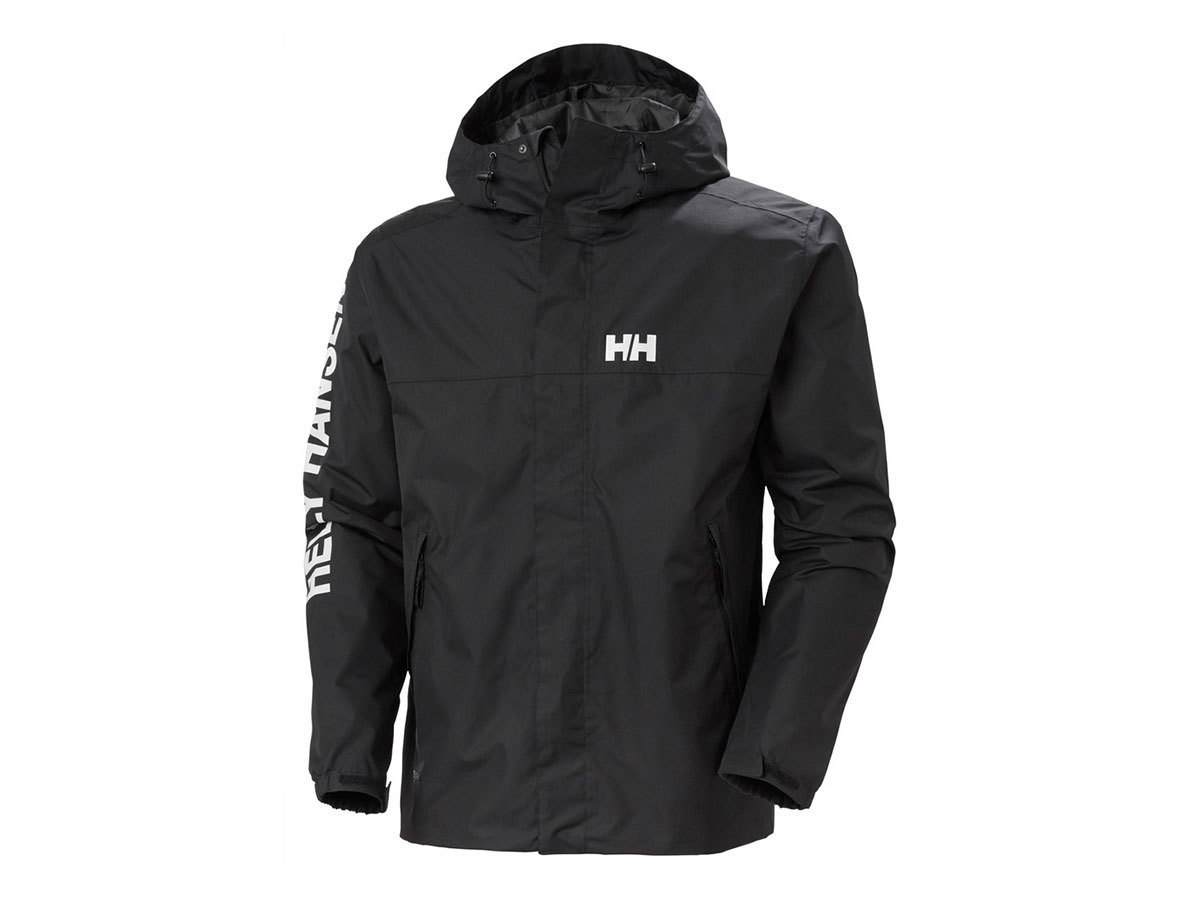 Helly Hansen ERVIK JACKET - BLACK - L (64032_992-L )