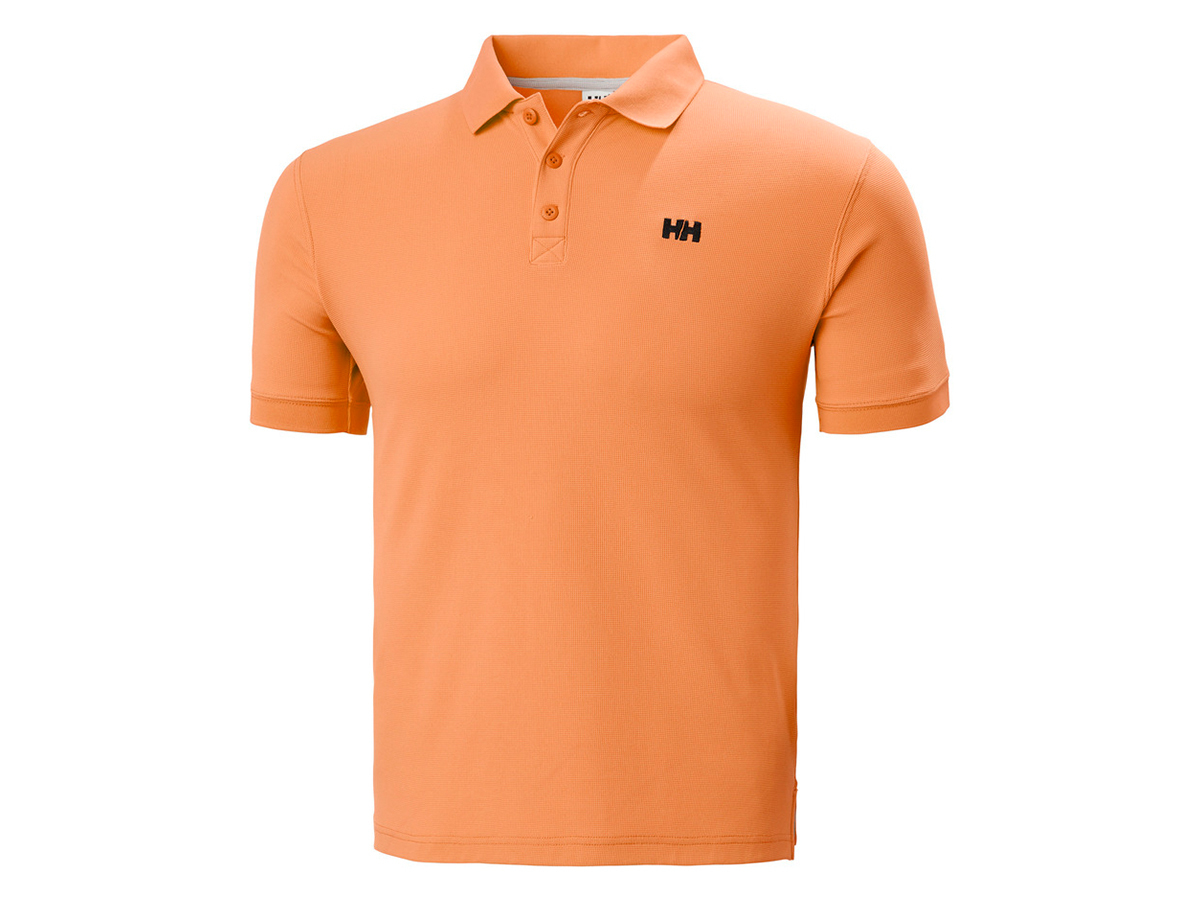 Helly Hansen TRANSAT POLO - PAPAYA - L (33980_322-L )