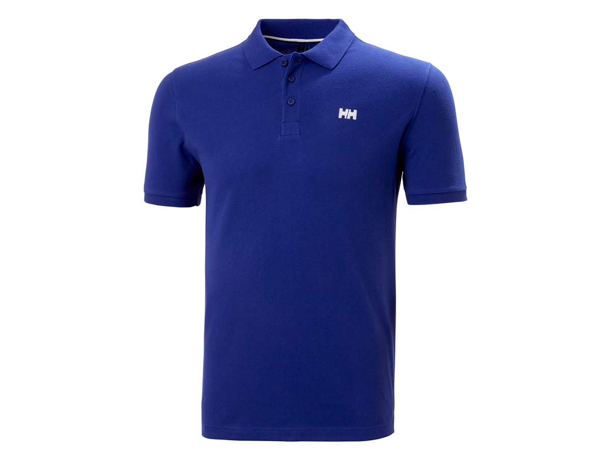 Helly Hansen TRANSAT POLO - ROYAL BLUE - M (33980_514-M )