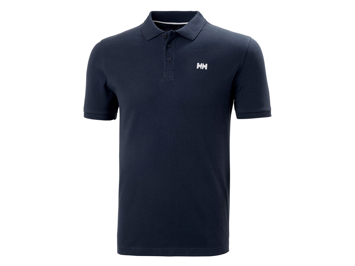 Helly Hansen TRANSAT POLO - NAVY - L (33980_598-L )
