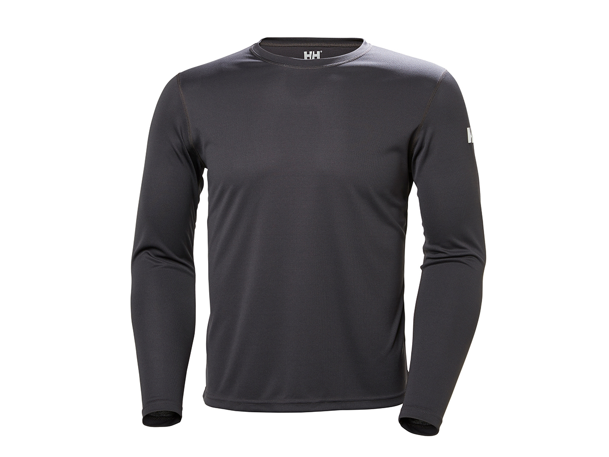 Helly Hansen HH TECH CREW - EBONY - XXXXL (48364_980-4XL )