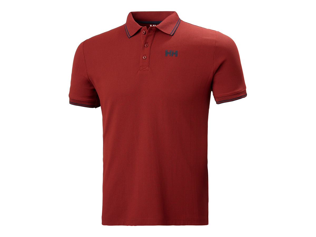 Helly Hansen KOS POLO - OXBLOOD - L (34068_215-L )