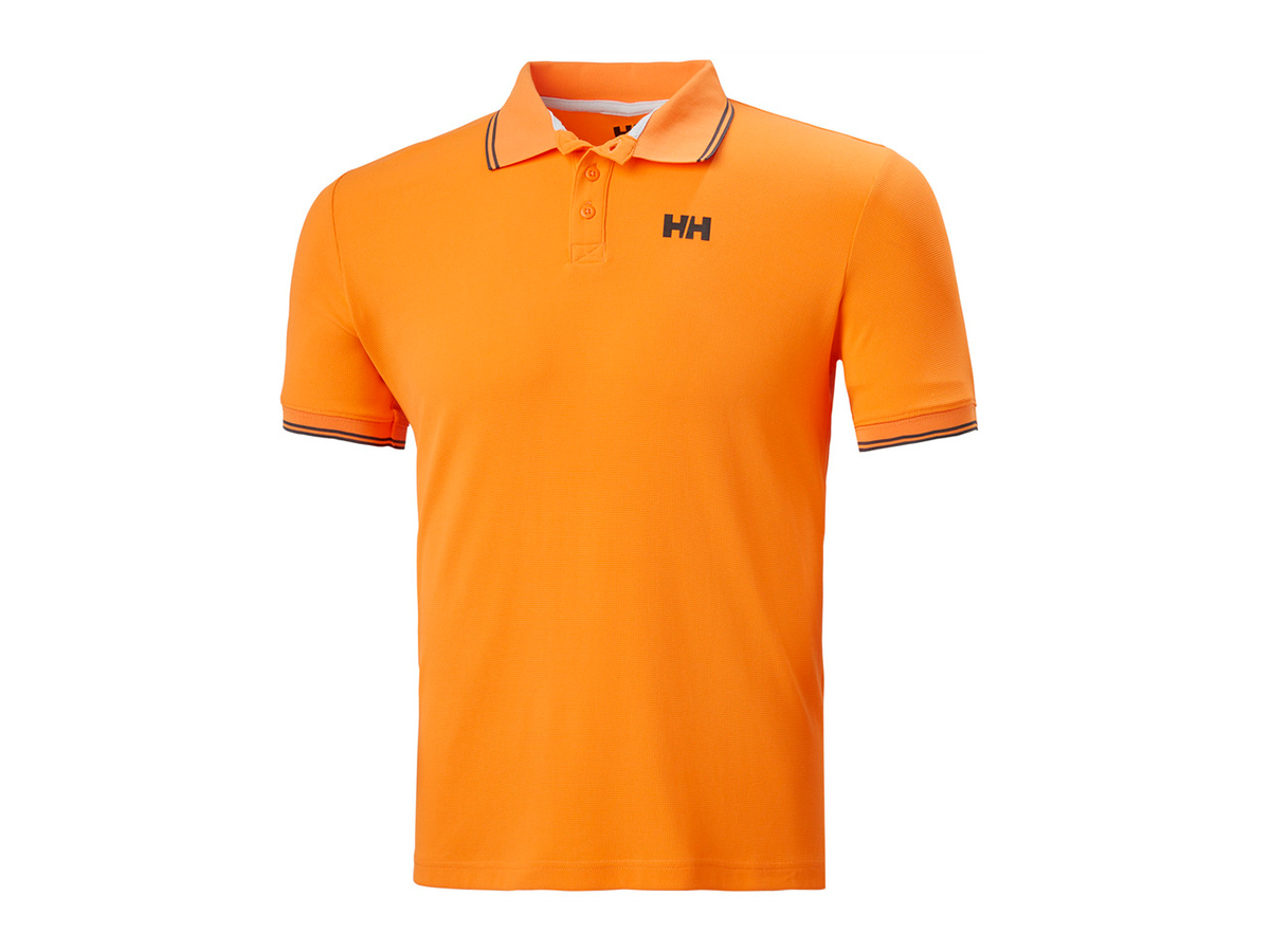 Helly Hansen KOS POLO - PAPAYA - L (34068_322-L )