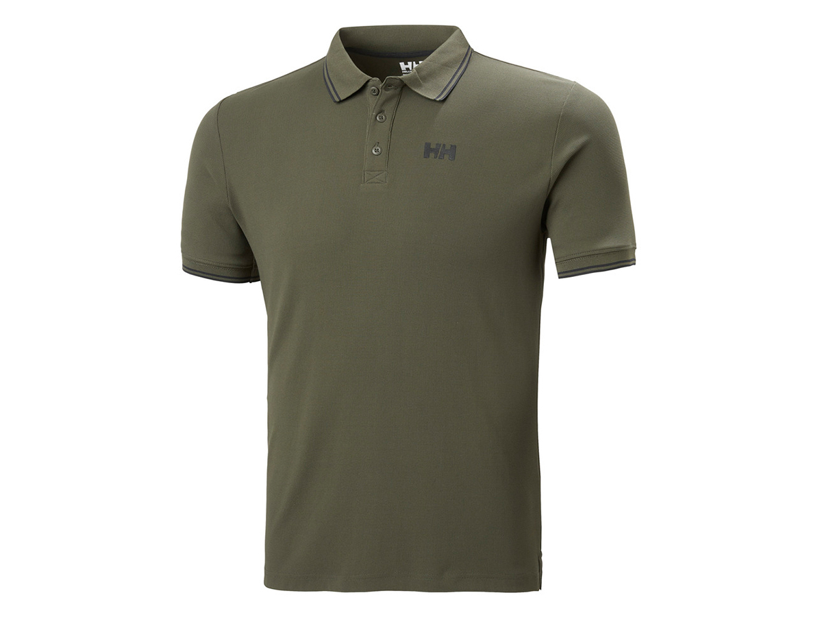 Helly Hansen KOS POLO - FOREST NIGHT - L (34068_469-L )