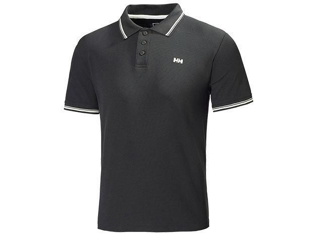Helly Hansen KOS POLO - EBONY - L (34068_980-L )