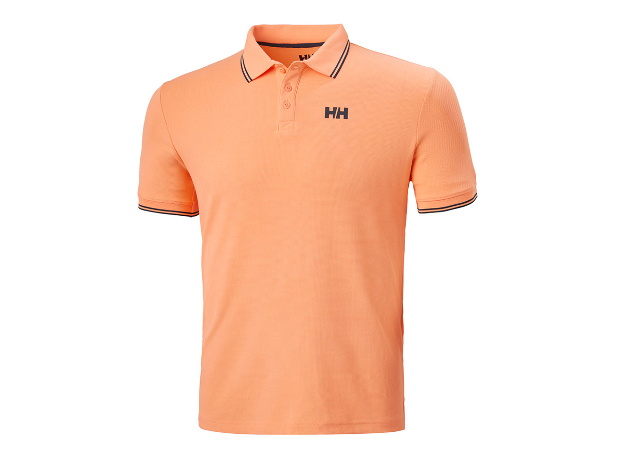 Helly Hansen KOS POLO - MELON - L (34068_071-L )