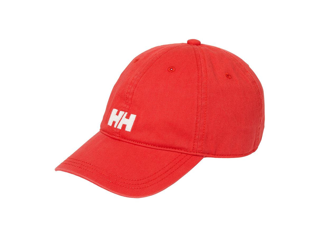 Helly Hansen LOGO CAP - ALERT RED - STD (38791_222-STD )