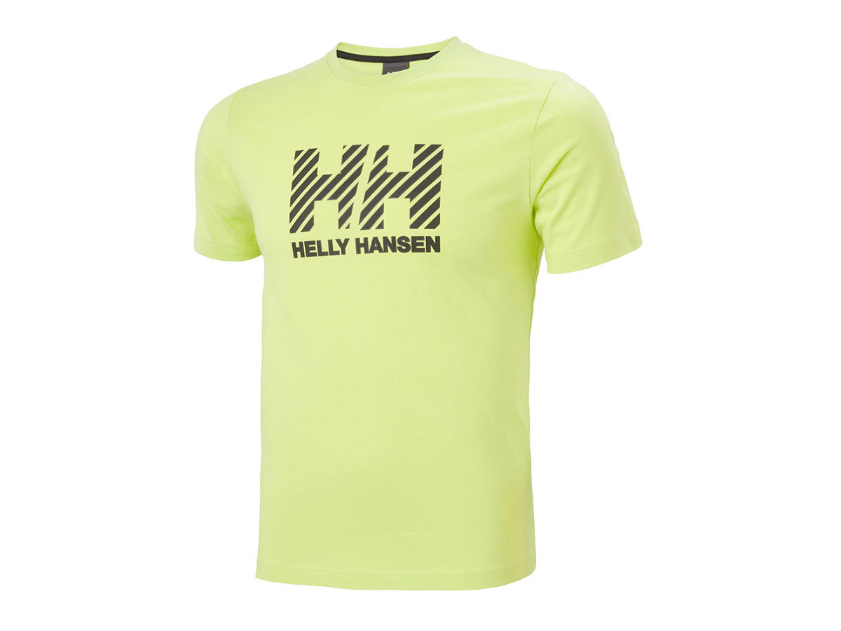 Helly Hansen ACTIVE T-SHIRT - SUNNY LIME - L (53428_379-L )