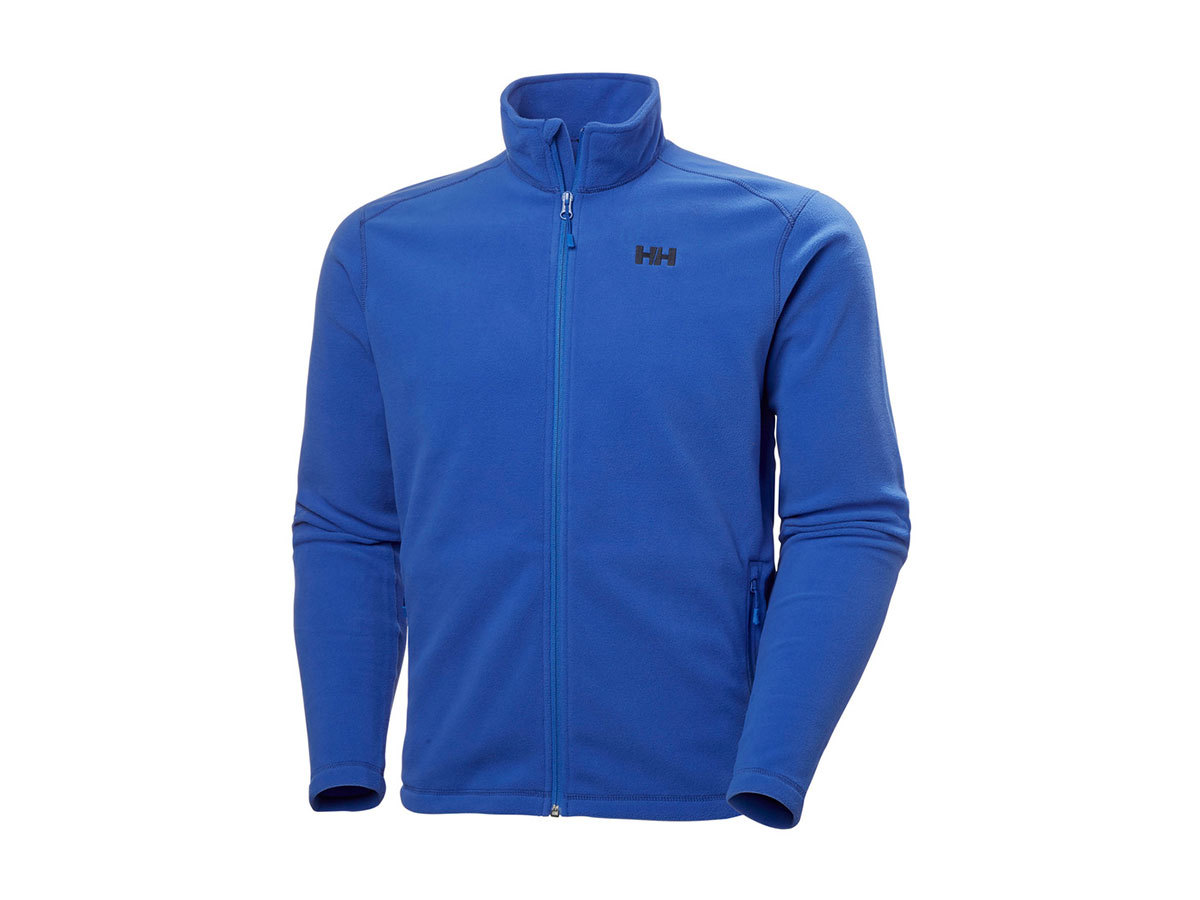 Helly Hansen DAYBREAKER FLEECE JACKET - ROYAL BLUE - XXXXL (51598_514-4XL )