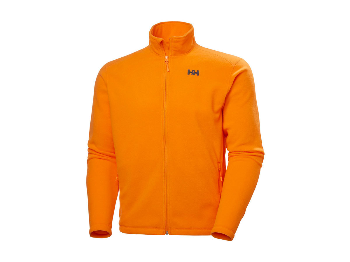 Helly Hansen DAYBREAKER FLEECE JACKET - PAPAYA - XXL (51598_322-2XL )