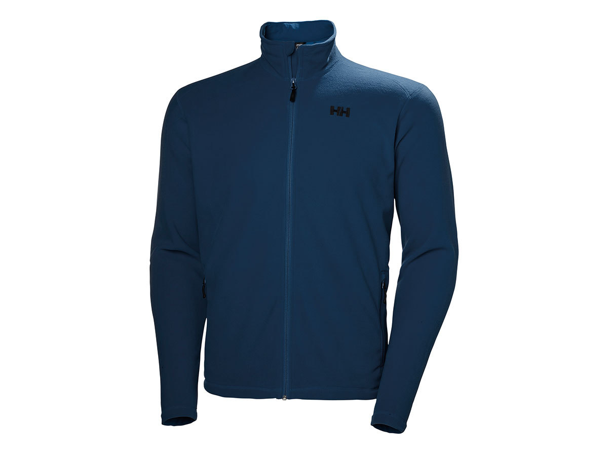 Helly Hansen DAYBREAKER FLEECE JACKET - NORTH SEA BLUE - XXXXL (51598_603-4XL )