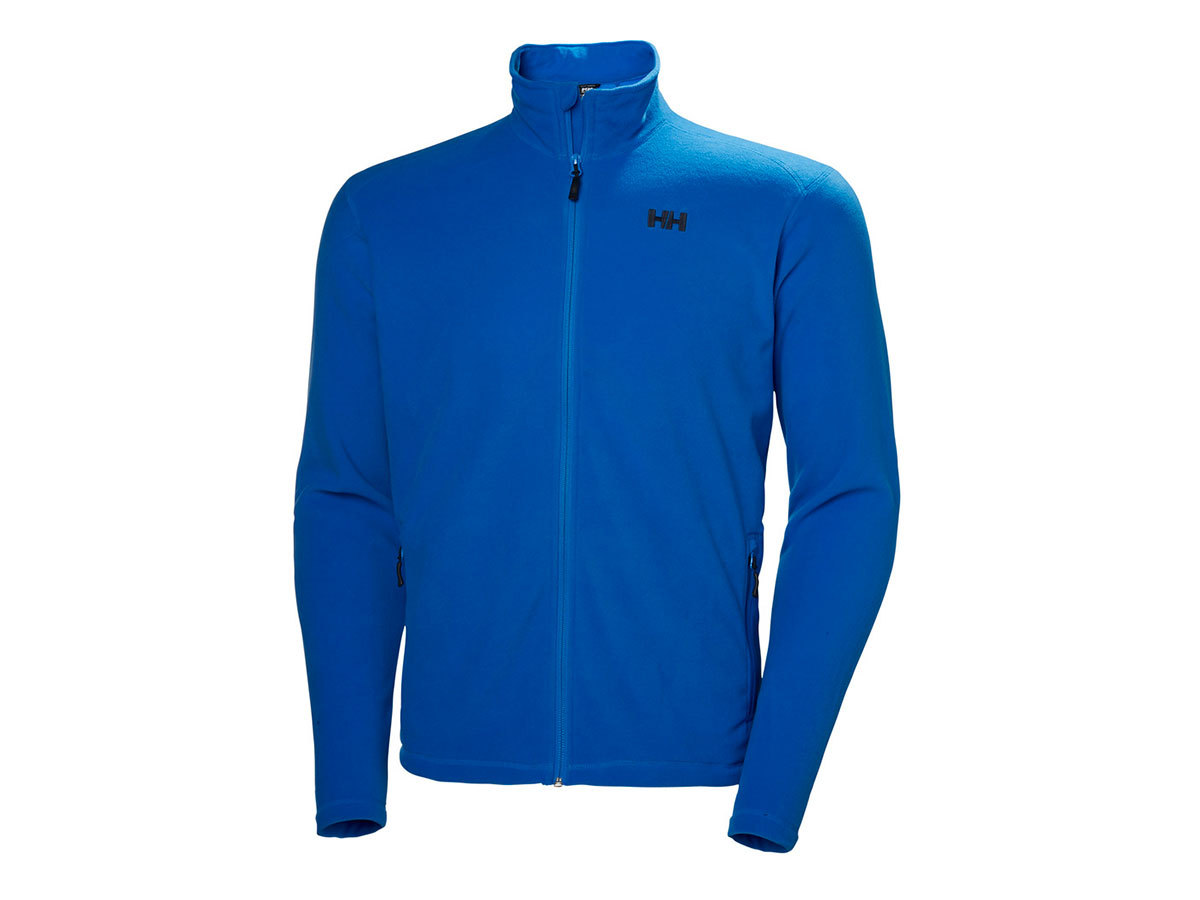Helly Hansen DAYBREAKER FLEECE JACKET - ELECTRIC BLUE - XXXXXL (51598_639-5XL )