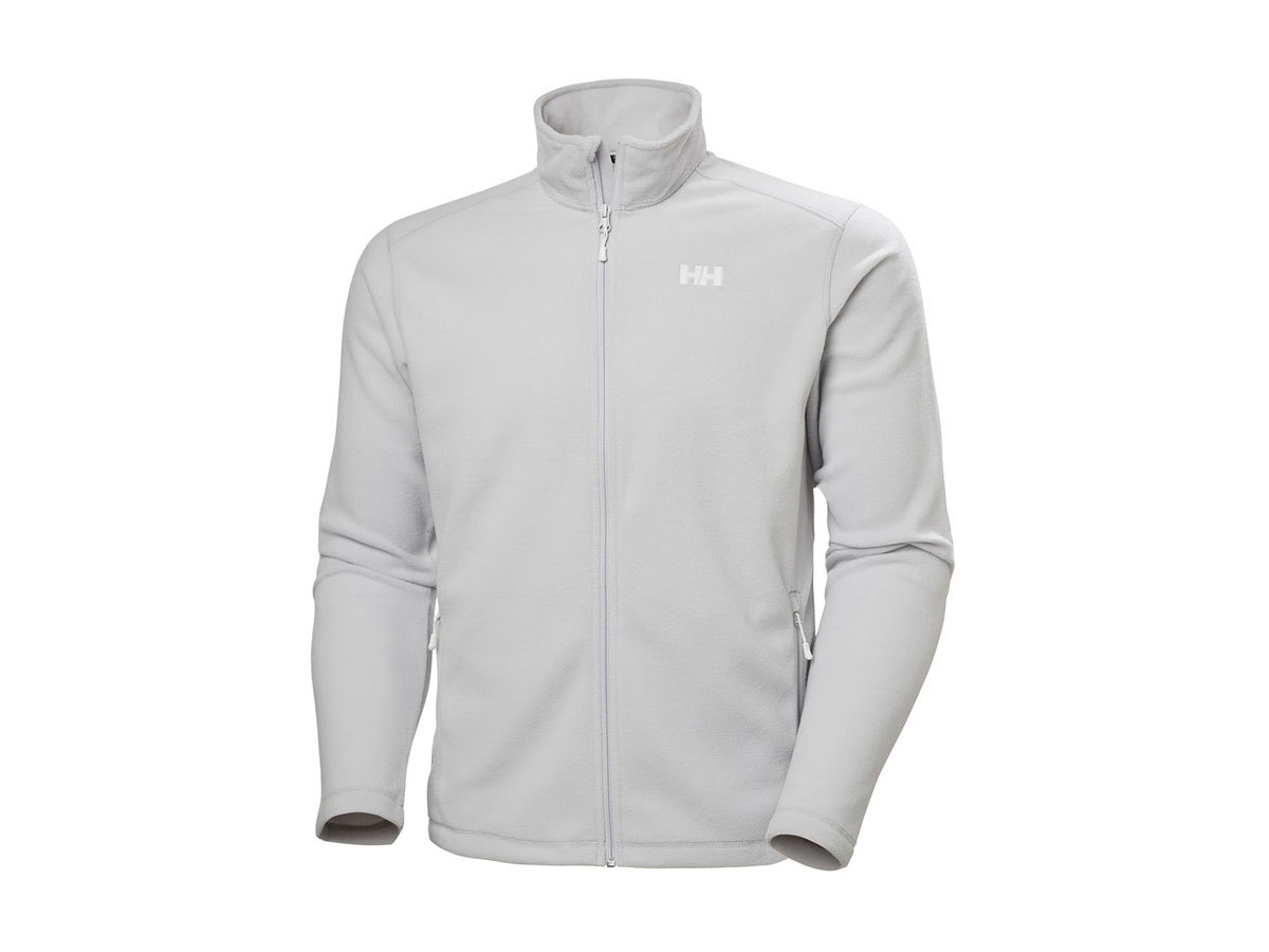 Helly Hansen DAYBREAKER FLEECE JACKET - GREY FOG - L (51598_853-L )