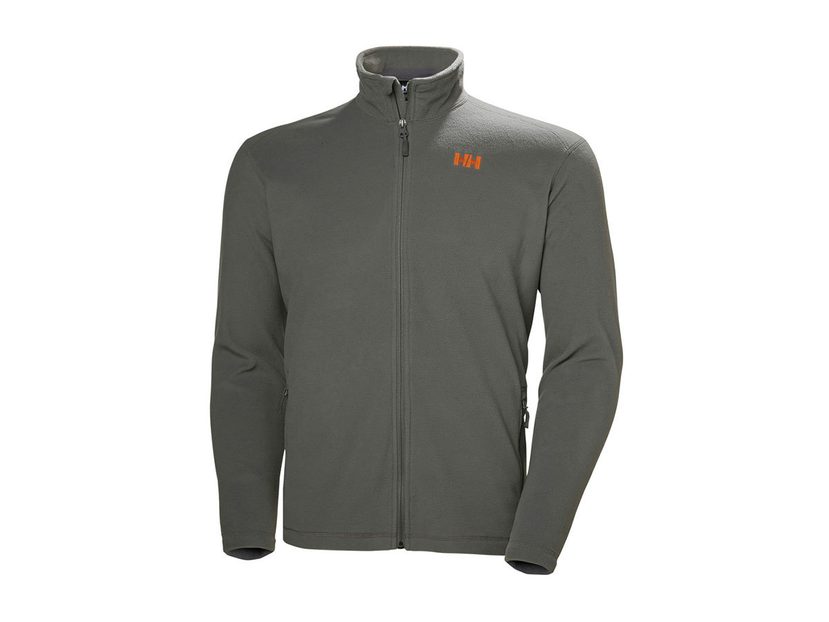 Helly Hansen DAYBREAKER FLEECE JACKET - QUIET SHADE - XL (51598_971-XL )