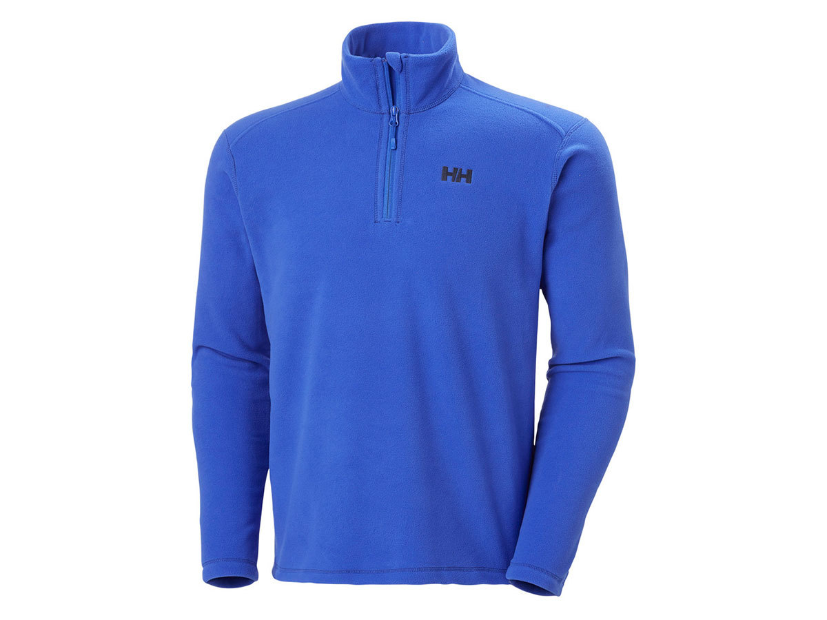 Helly Hansen DAYBREAKER 1/2 ZIP FLEECE - ROYAL BLUE - S (50844_514-S )