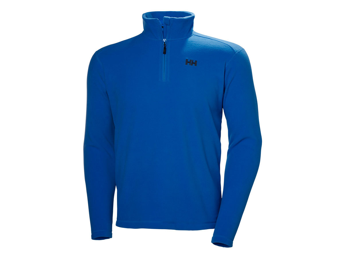Helly Hansen DAYBREAKER 1/2 ZIP FLEECE - ELECTRIC BLUE - XL (50844_639-XL )