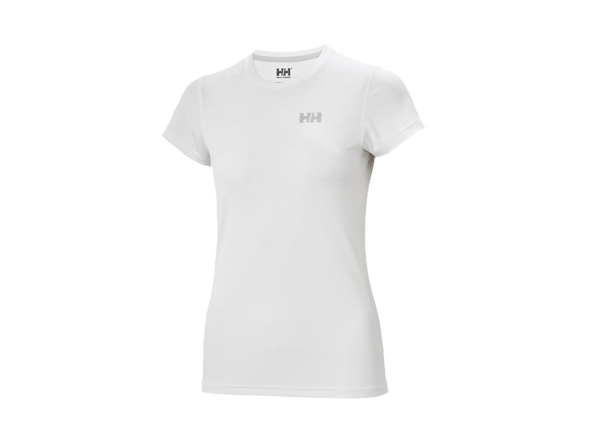 Helly Hansen W HH LIFA ACTIVE SOLEN T-SHIRT - WHITE - L (49353_001-L )