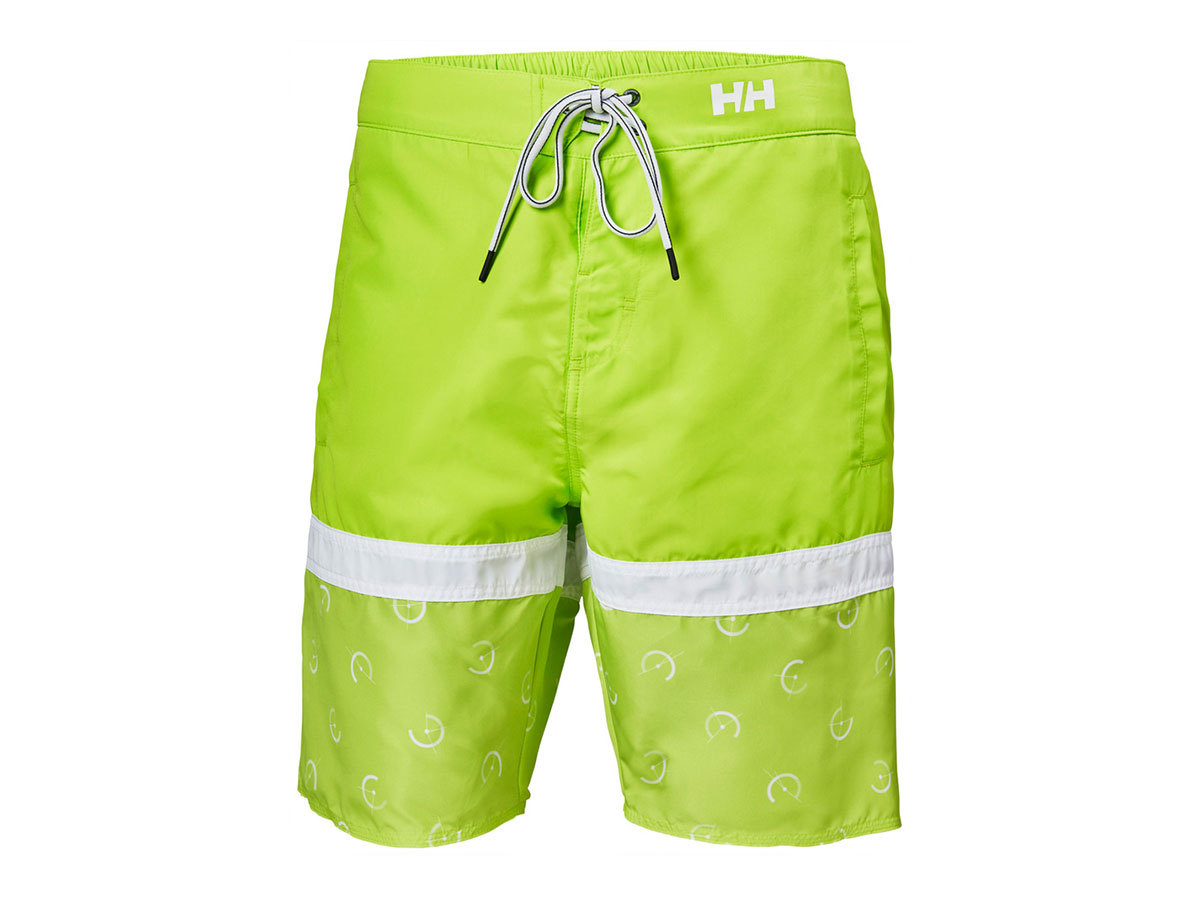 Helly Hansen MARSTRAND TRUNK - AZID LIME - 28 (33982_402-28 )
