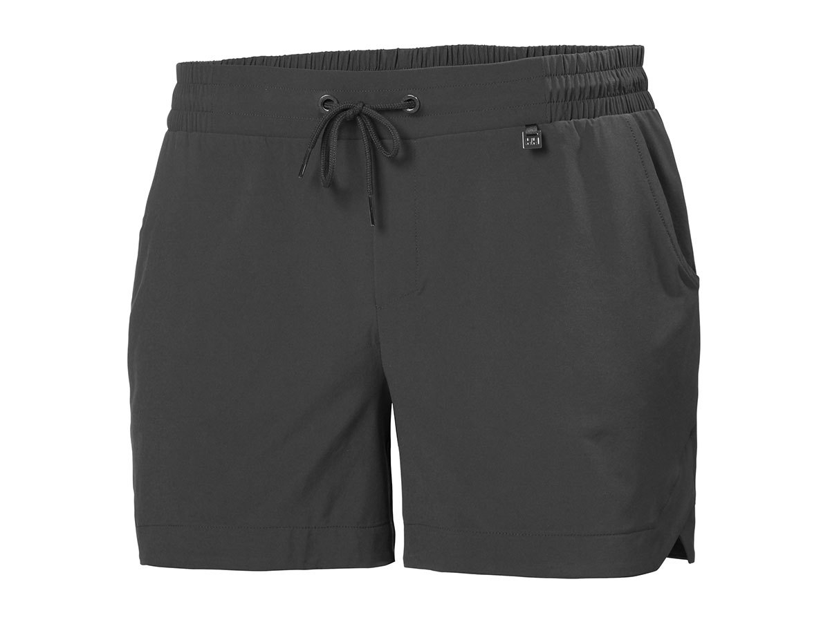 Helly Hansen W THALIA 2 SHORTS - BLACK - S (53056_991-S )