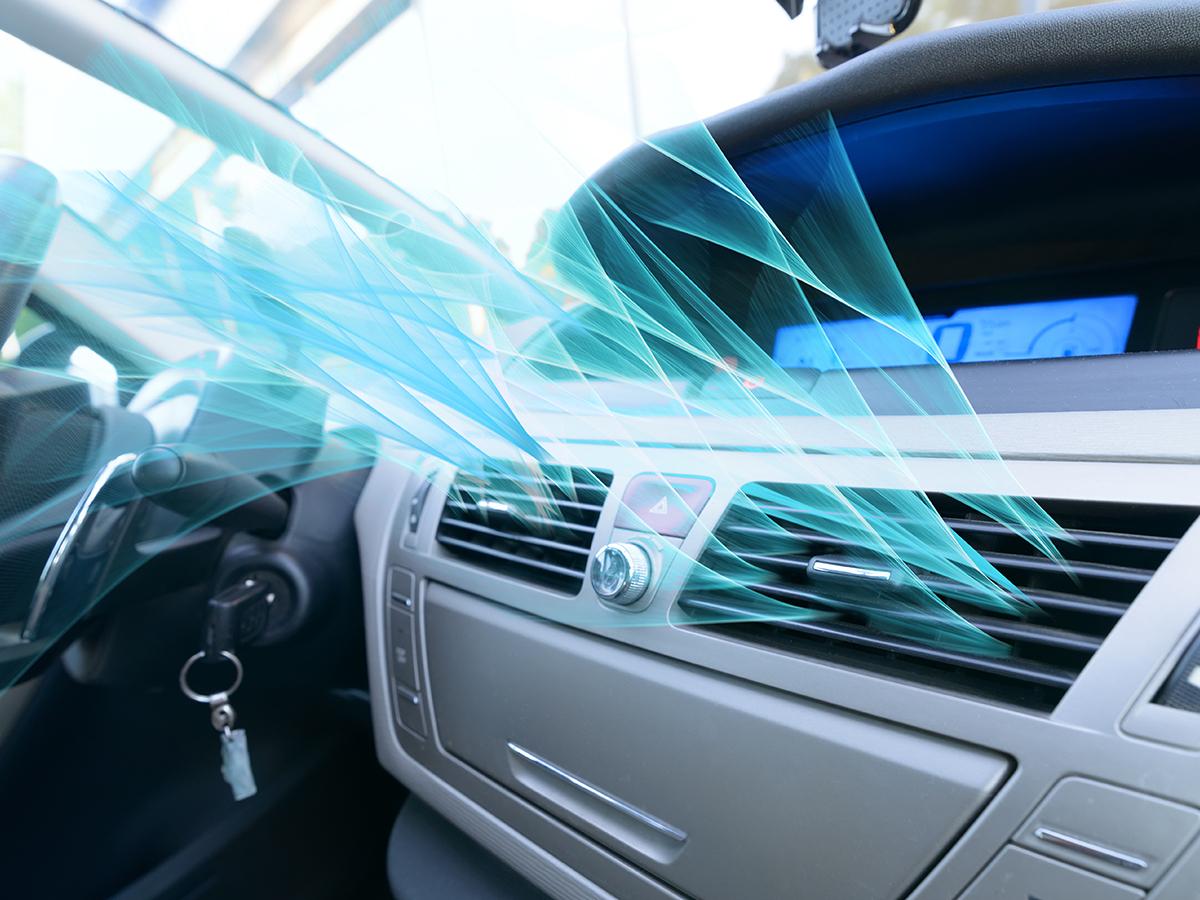 Ózonos autóklíma fertőtlenítés a tisztább, egészségesebb levegőért