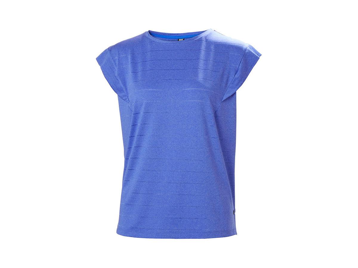 Helly Hansen W SIREN SPRING T-SHIRT - ROYAL BLUE - XS (34085_514-XS )