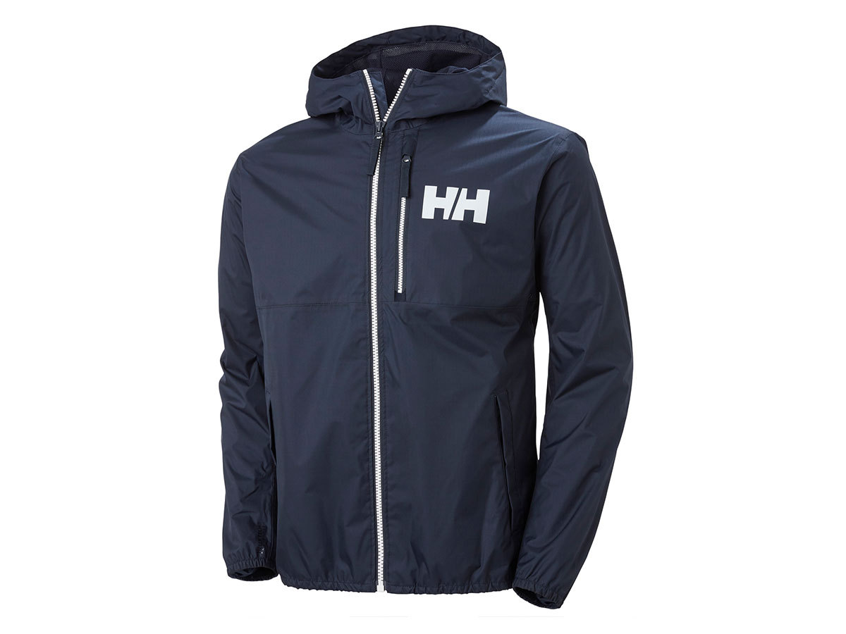 Helly Hansen BELFAST 2 PACKABLE JACKET - NAVY - M (53424_597-M )