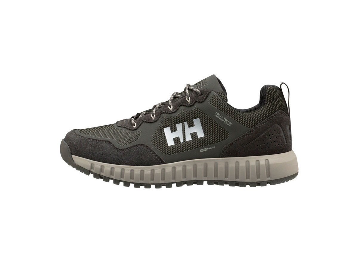 Helly Hansen MONASHEE ULLR LOW HT - BELUGA / FOREST NIGHT / A - EU 40.5/US 7.5 (11464_482-7.5 )