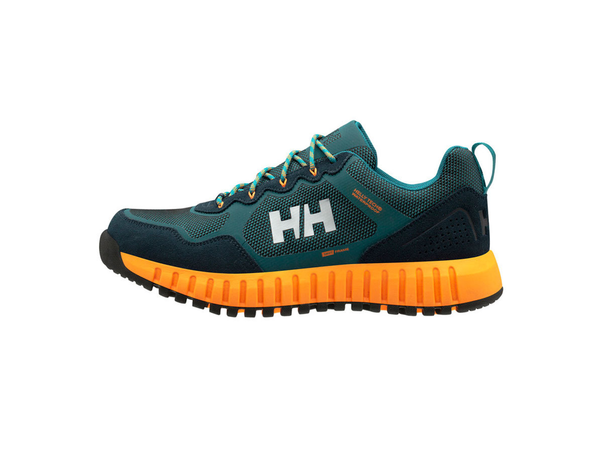 Helly Hansen MONASHEE ULLR LOW HT - EVENING BLUE / DEEP LAGOO - EU 48/US 13 (11464_689-13 )