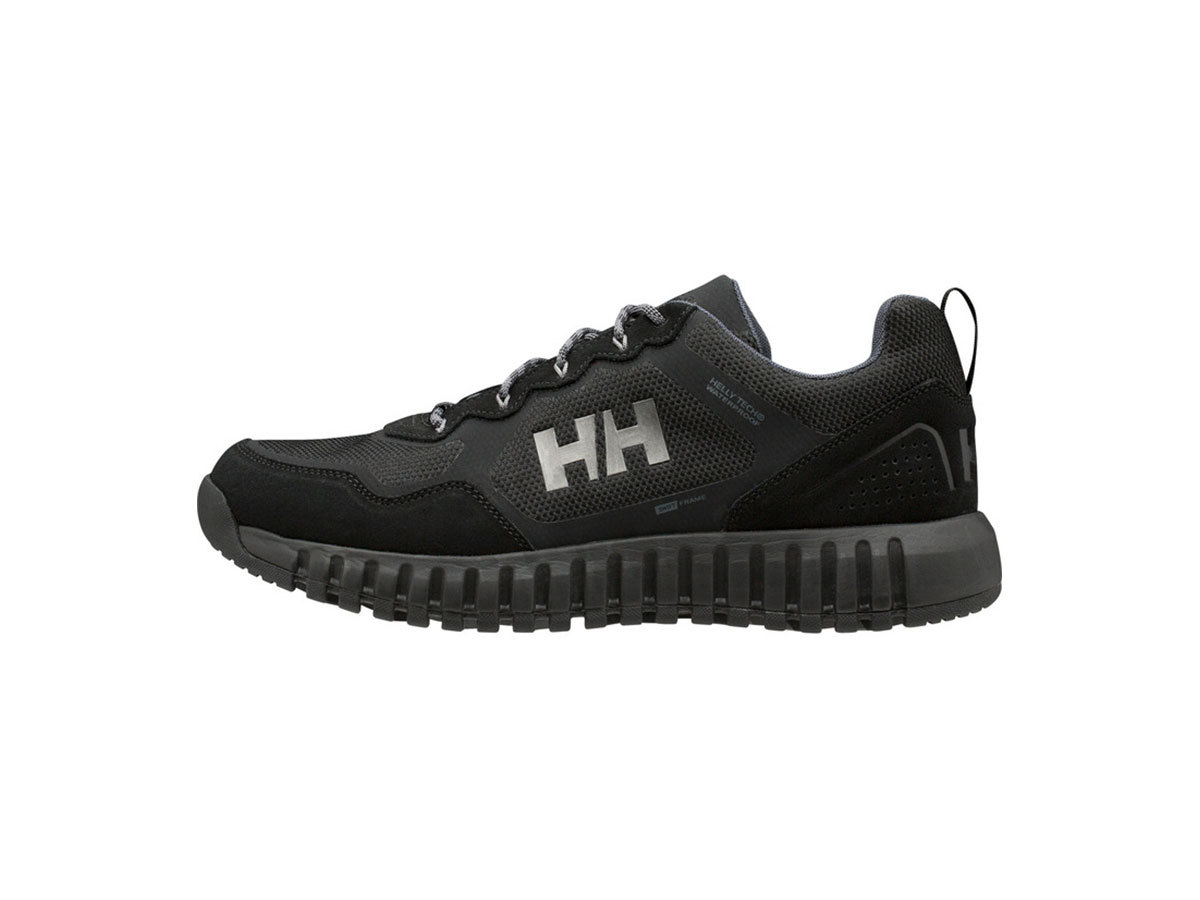 Helly Hansen MONASHEE ULLR LOW HT - BLACK / EBONY / CHARCOAL - EU 48/US 13 (11464_990-13 )