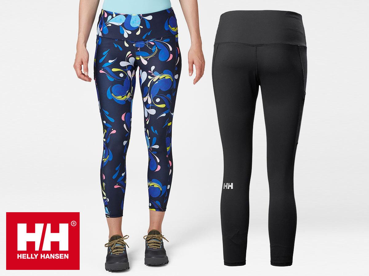 Helly Hansen W VERGLAS 7/8 TIGHTS női technikai nadrágok szabadidős tevékenységekhez, edzéshez (XS-XL)