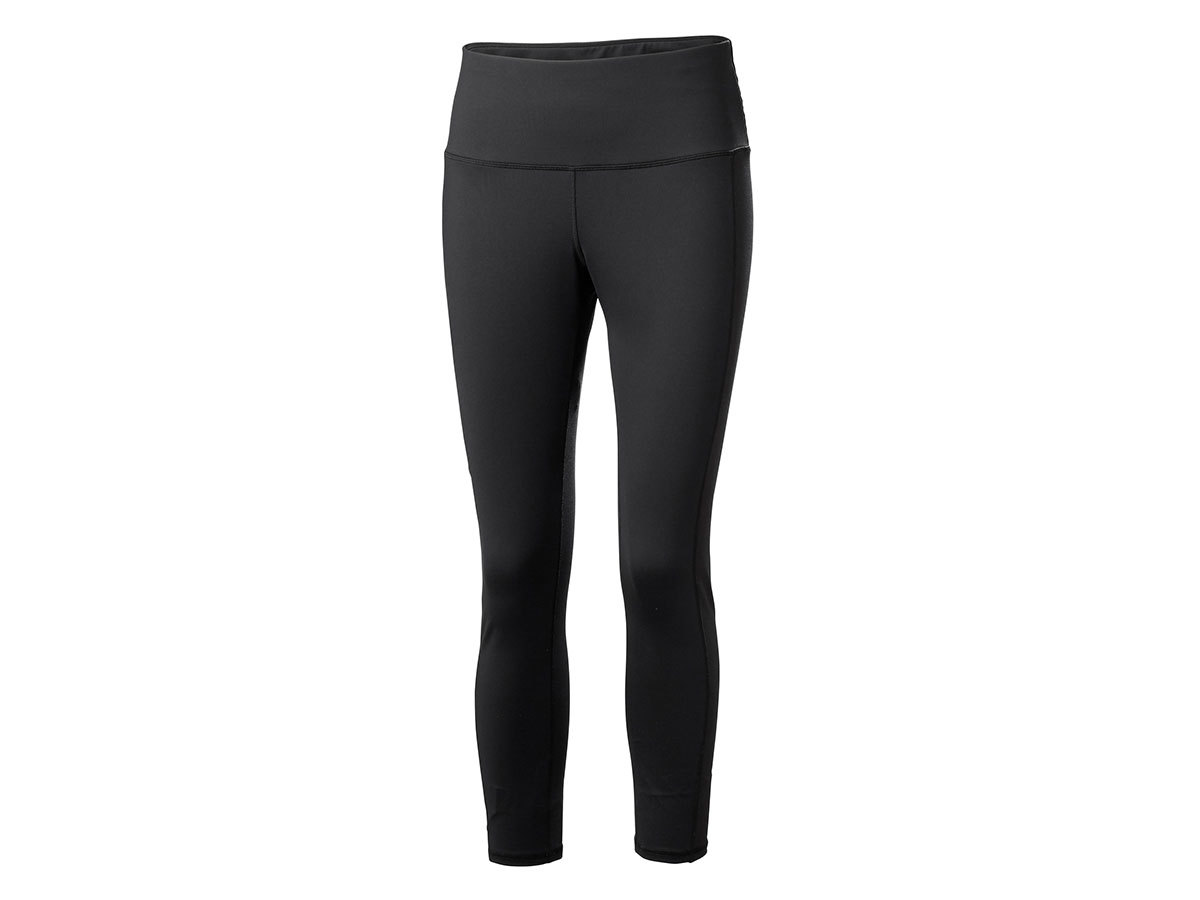Helly Hansen W VERGLAS 7/8 TIGHTS - BLACK - M (62966_990-M )