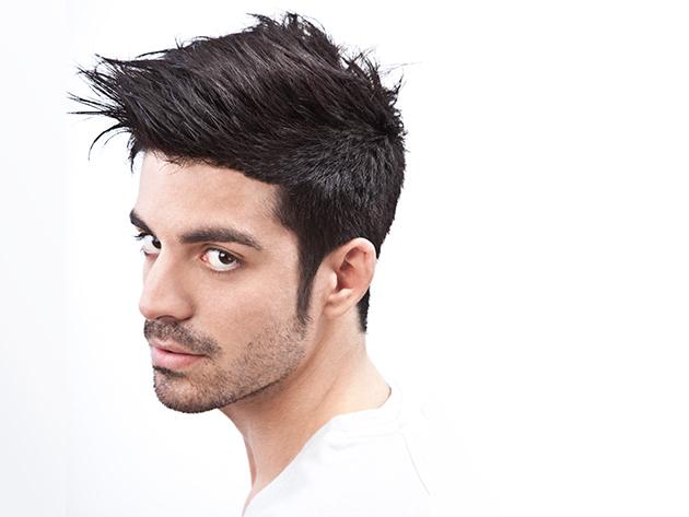 Férfi hajvágás nagy kedvezménnyel